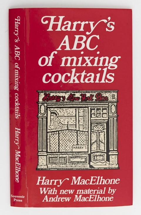 Harry MacElhone, Harry's ABC of Mixing Cocktails: More Than