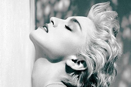 A Madonna biopic is on its way