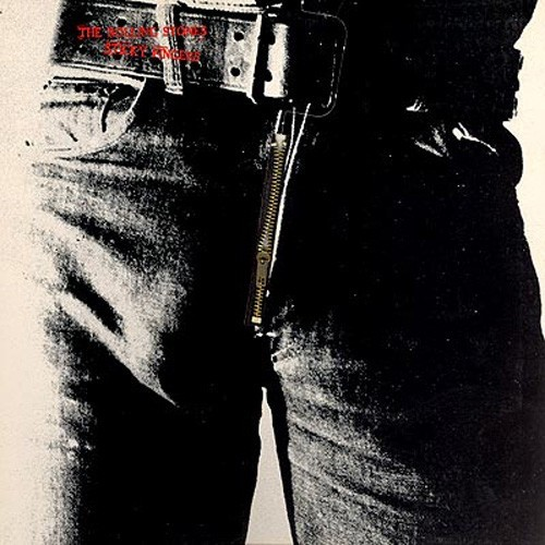 Joe Dallesandro Warhol Rolling Stones 71 Sticky Fingers