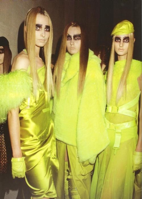 Dior Haute Couture AW99 by John Galliano