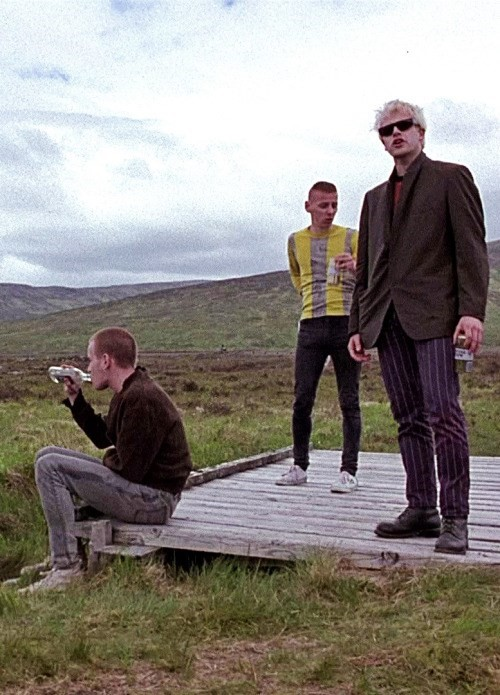 Trainspotting fashion looks