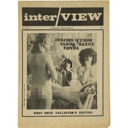 interview magazine 1969