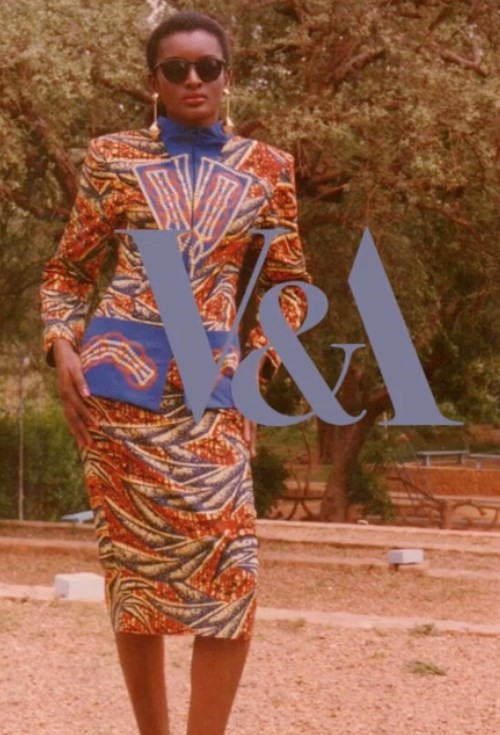 The V&A is celebrating African fashion in its new exhibition