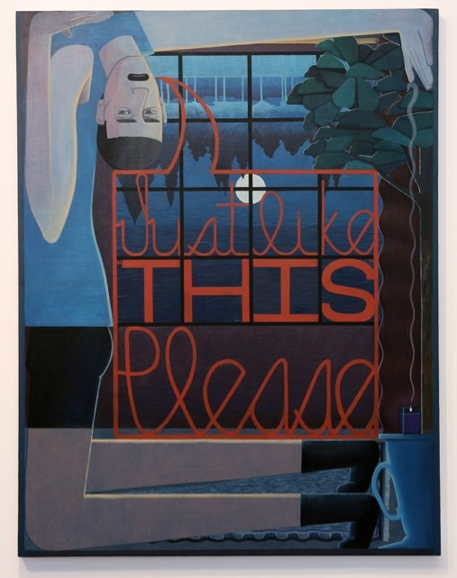 "Michael Stamm, ""Just Like This Please"" (2016)"