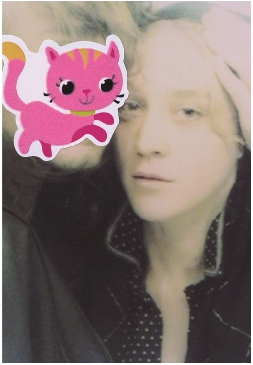 Chloë Sevigny and Innen zines Dazed