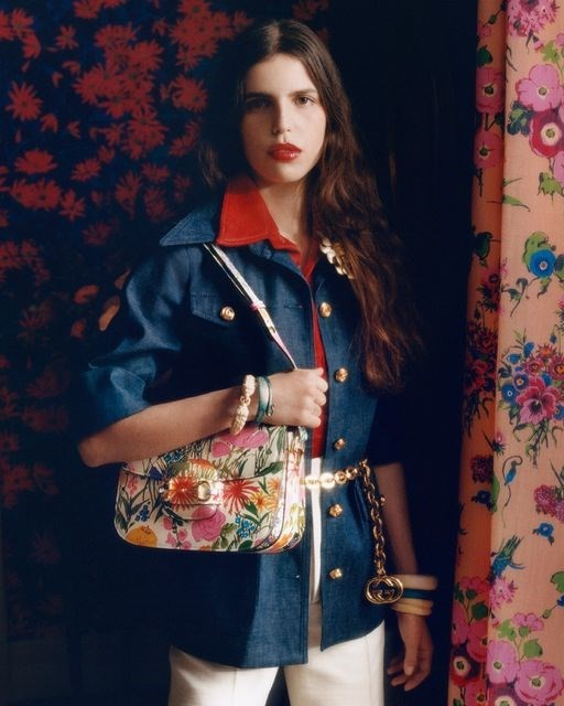 GUCCI COLLABORATES WITH KEN SCOTT