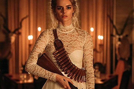 How Ready or Not's wedding dress becomes a weapon against the patriarchy