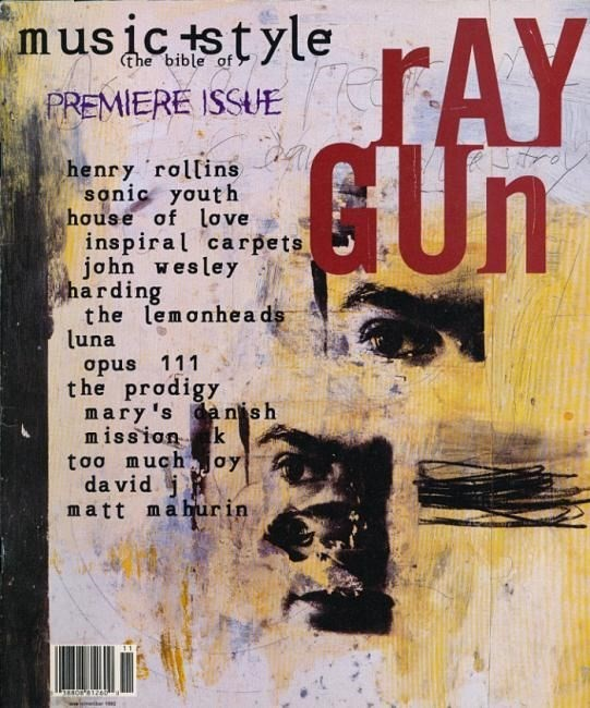 Ray Gun Bible of Music and Style Sonic Youth