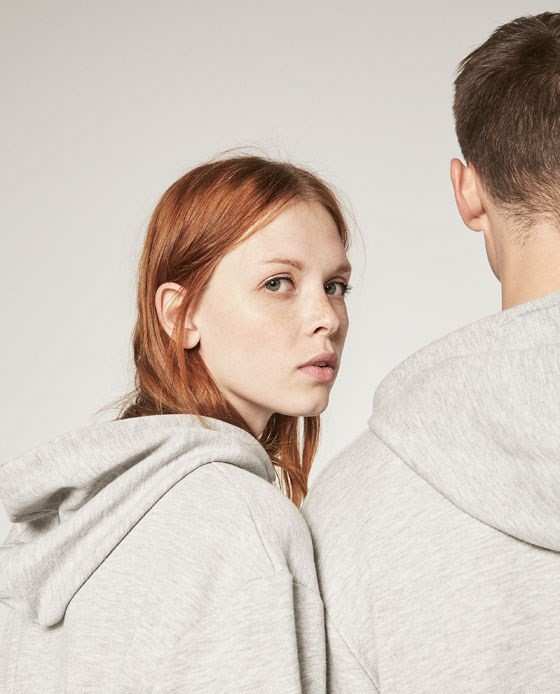 Zara's new 'ungendered' clothing