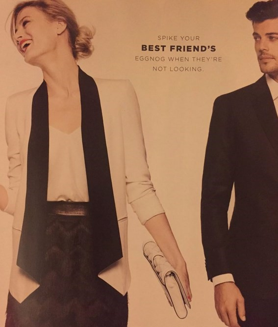 bloomingdale's christmas ad