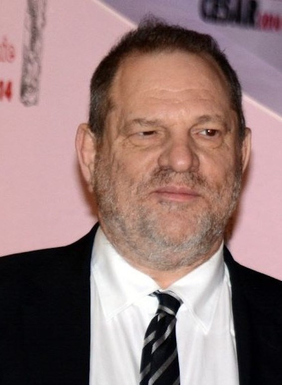 Harvey Weinstein says he's actually a champion of women