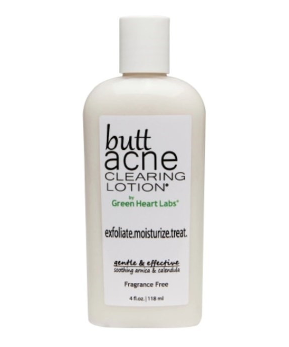 Green Heart Labs Butt Acne Clearing Lotion