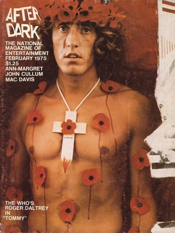 Top 10 70s icons Roger Daltrey