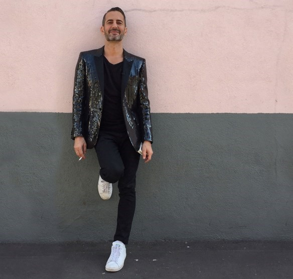 Marc Jacobs guide to Instagram