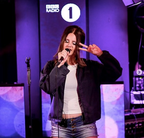 You need to hear Lana Del Rey's cover of Ariana Grande right now