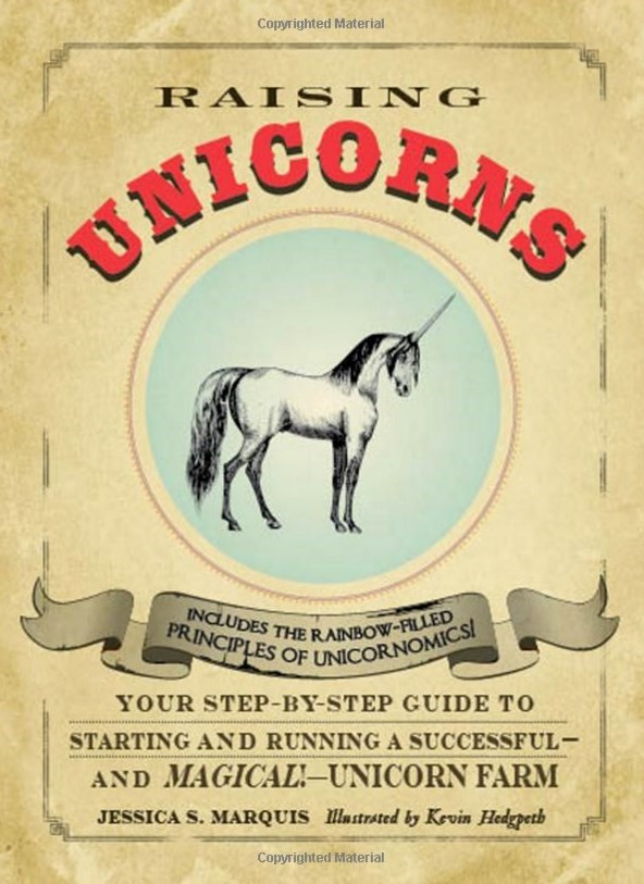unicorn book