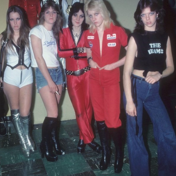 The Runaways 70s styl