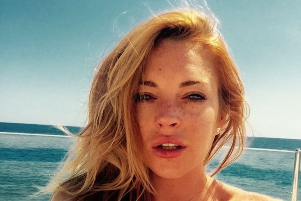 Lindsay Lohan returns to music with 'Xanax', her first single since 2008
