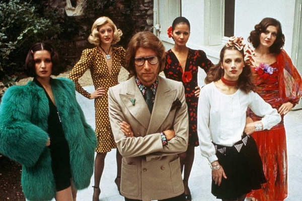 6e732f02 How Yves Saint Laurent changed fashion | Dazed