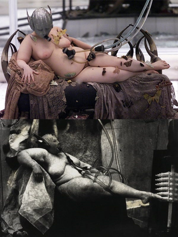 If you like McQueen's asylum, you'll like Joel-Peter Witkin