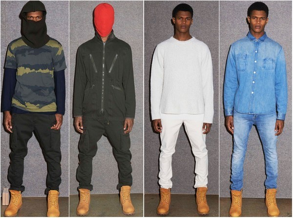Kanye West AW14 collection