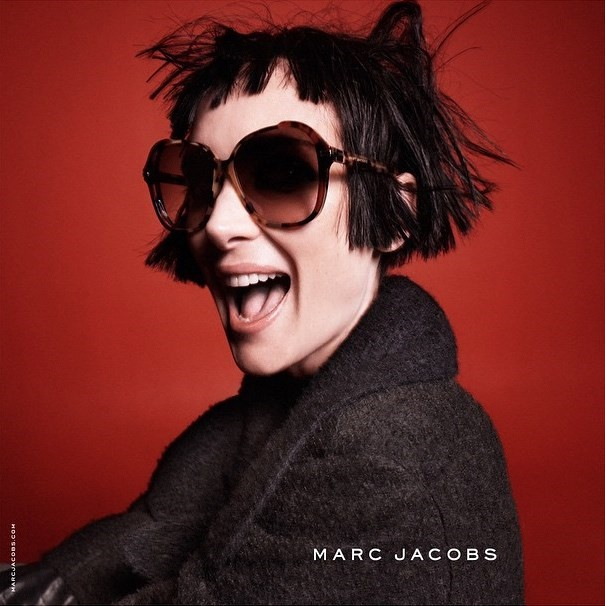 Marc Jacobs AW15 Winona Ryder