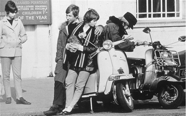Mods, 1965, Dazed Digital