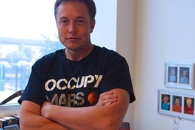 Elon Musk is getting his own SpaceX HBO show