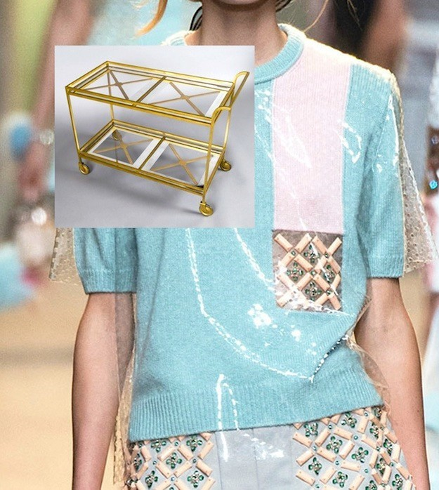 Deconstructing Milan Fashion Week SS15, Fendi