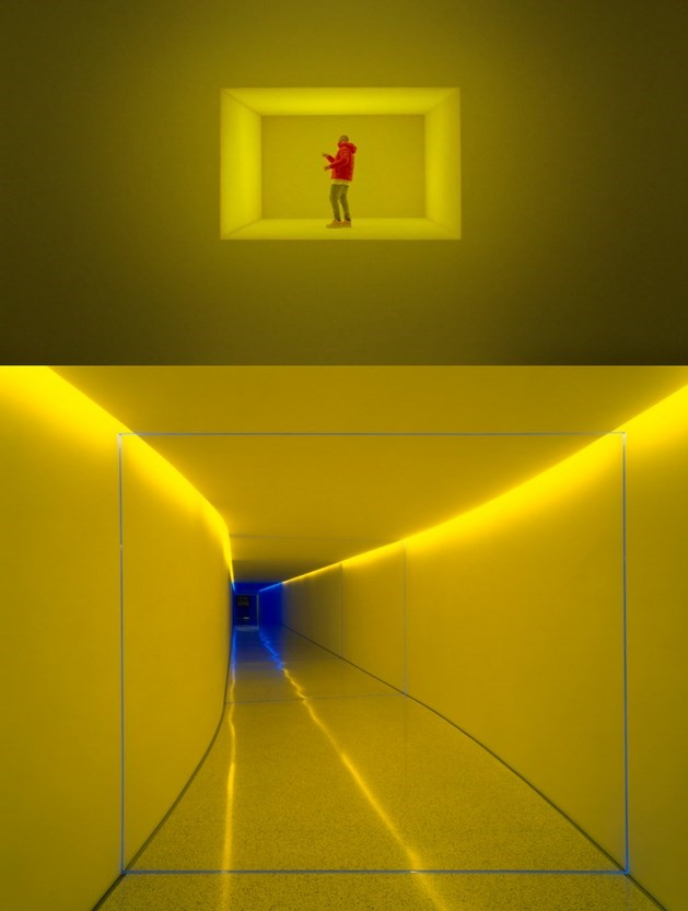 drake and james turrell comparison