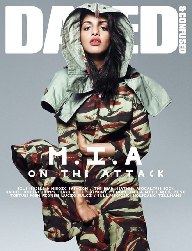 DAZED AND CONFUSED JULY 2010 COV