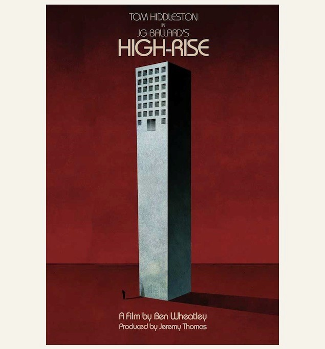 high rise ben wheatly