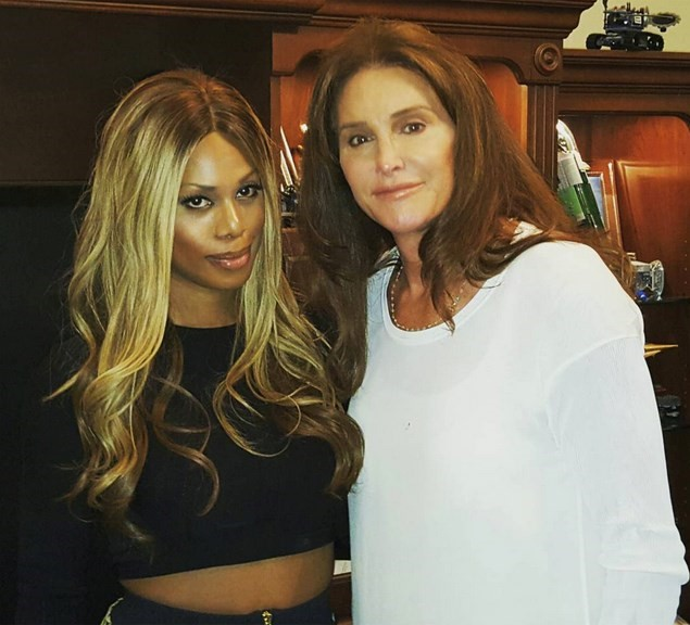 laverne and caitlyn