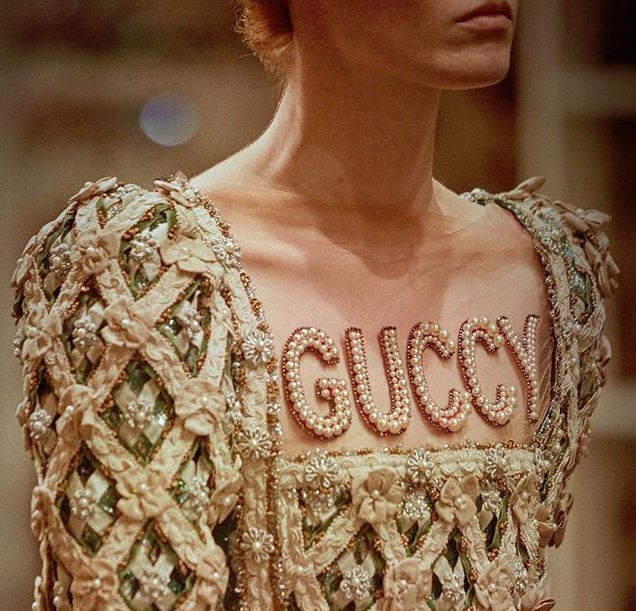 4d89e649 Gucci becomes 'Guccy' for its Cruise collection | Dazed