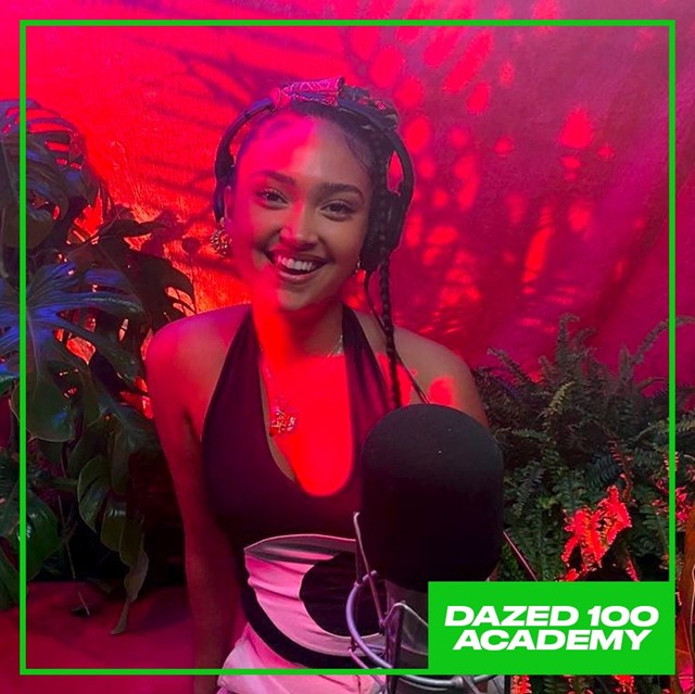Joy Crookes Dazed 100 Academy