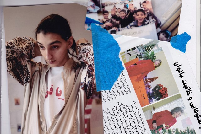 Designer Paria Farzaneh Is Translating Her Iranian Heritage Into Menswear Menswear Dazed