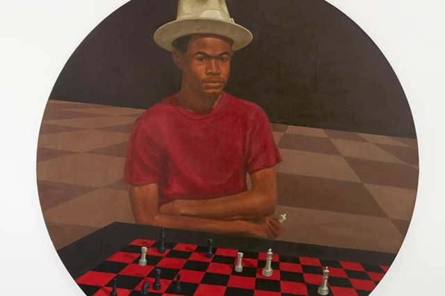 The artist who captured the height of African American cool on