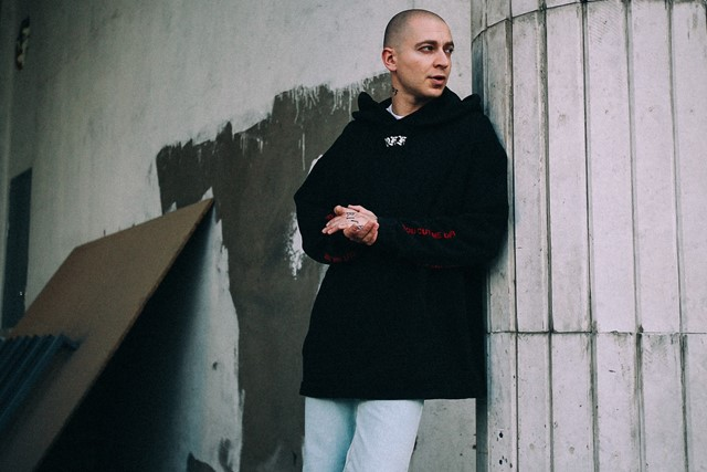 The Russian rapper from the UK suburbs who studied at Oxford