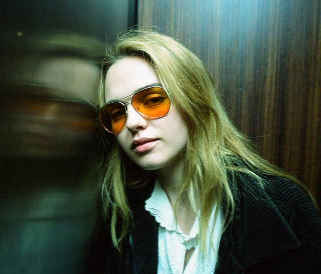 Odessa Young Dazed 100