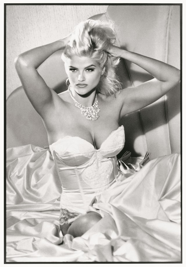 Anna Nicole Smith Ph. Daniela Federici Miami 1992