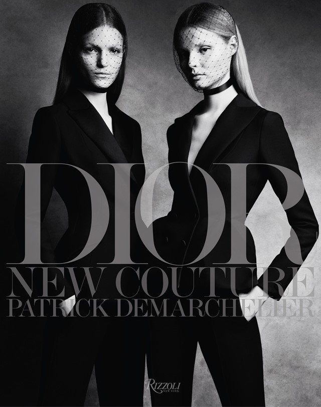 Look Inside Patrick Demarchelier's New Book For Dior
