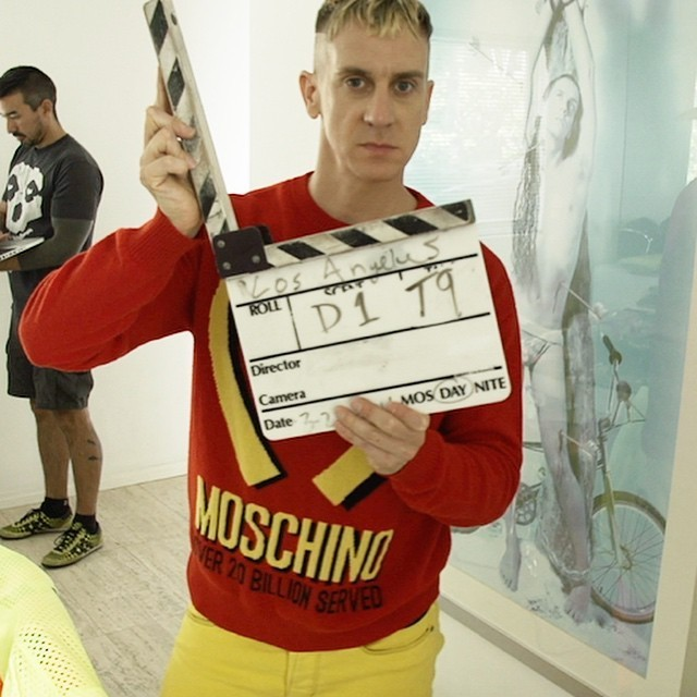 Jeremy Scott documentary Instagram