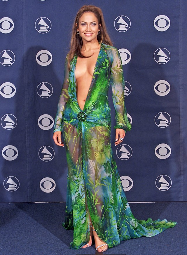 Image result for jlo versace