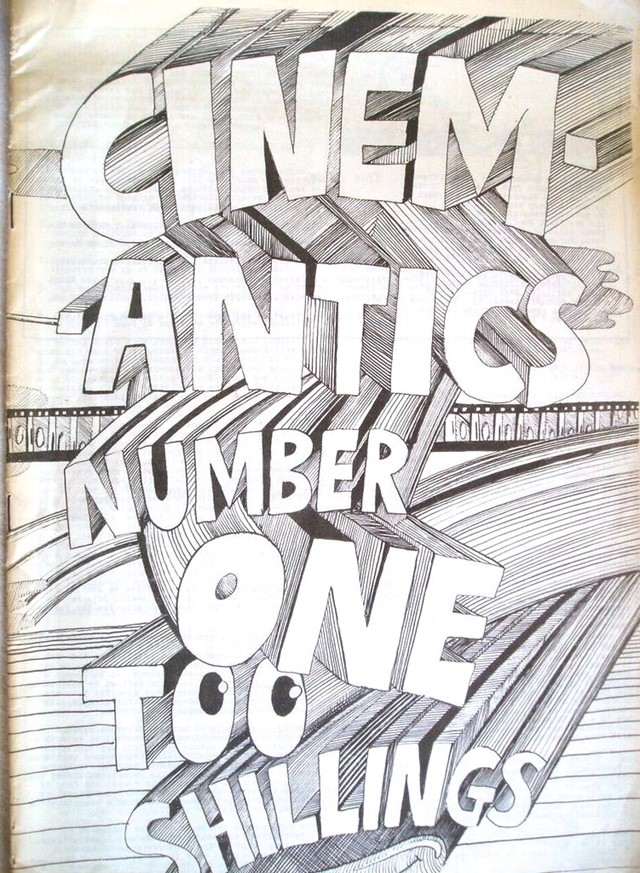 Cinemantics magazine