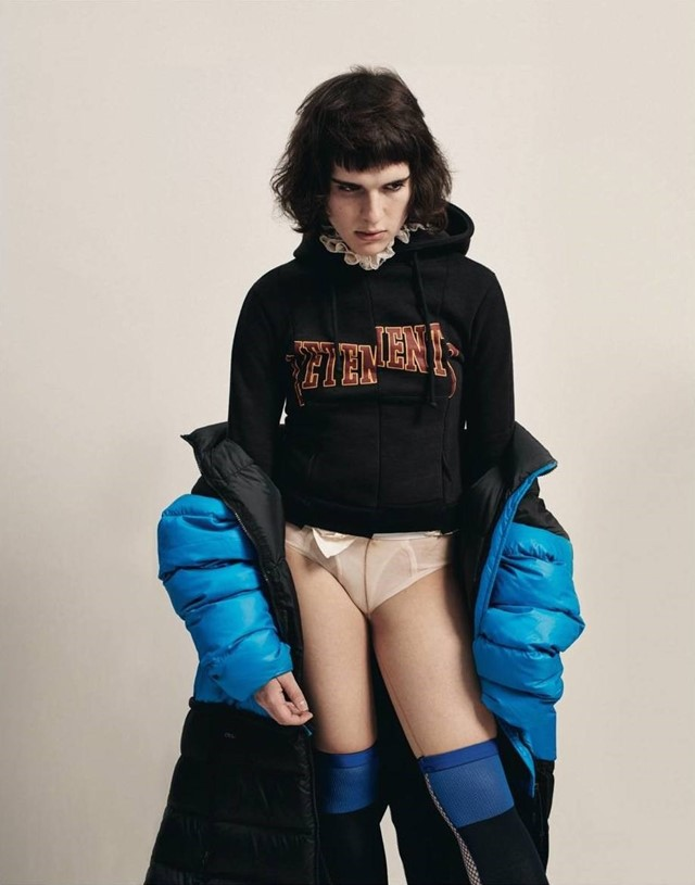 hari nef collier schorr vetements robbie spencer