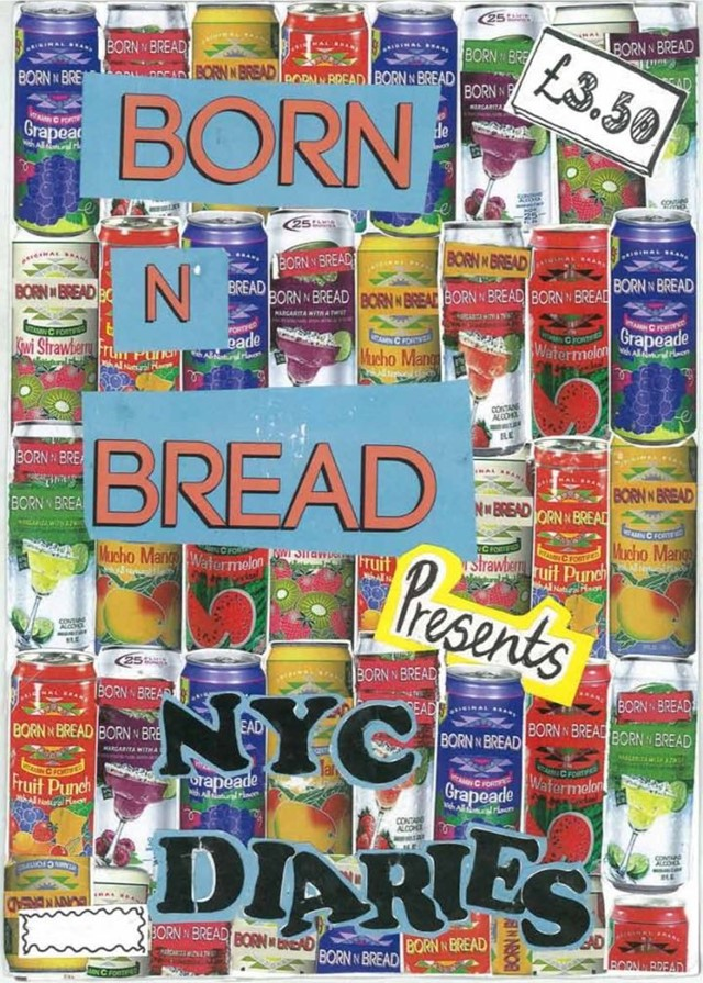 Born N Bread