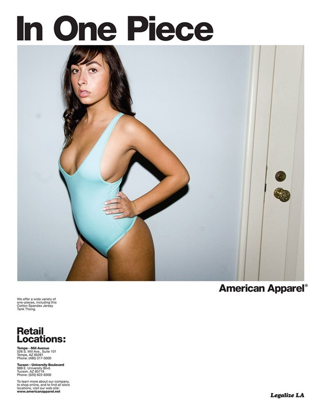 American Apparel Swimsuit