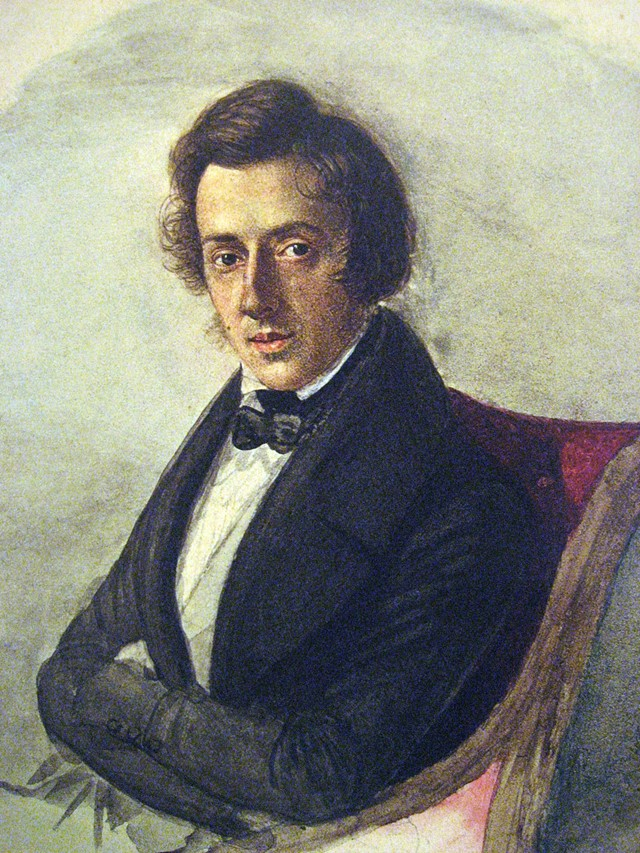 Chopin WikiCommons