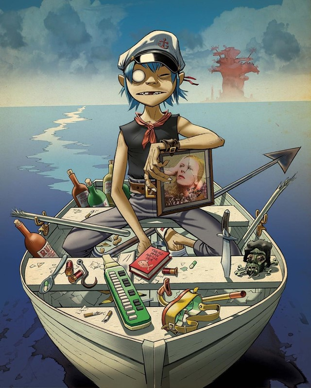 How Gorillaz created their mind-bending alternate universe ...
