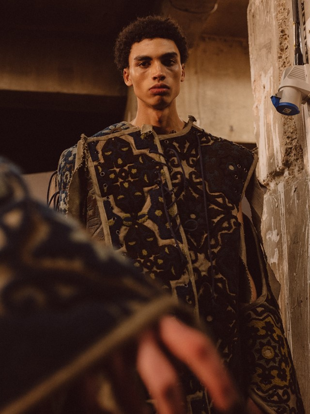 Craig Green AW17 Fall Winter 2017 Dazed menswear designer
